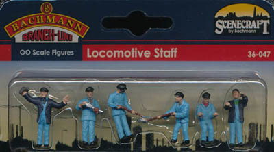 Bachmann Locomotive Staff box