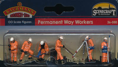 Bachmann Permanent Way Workers box