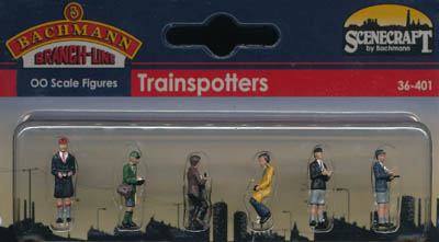 Bachmann Trainspotters box